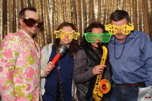 wacky shots: vulcan staff appreciation night