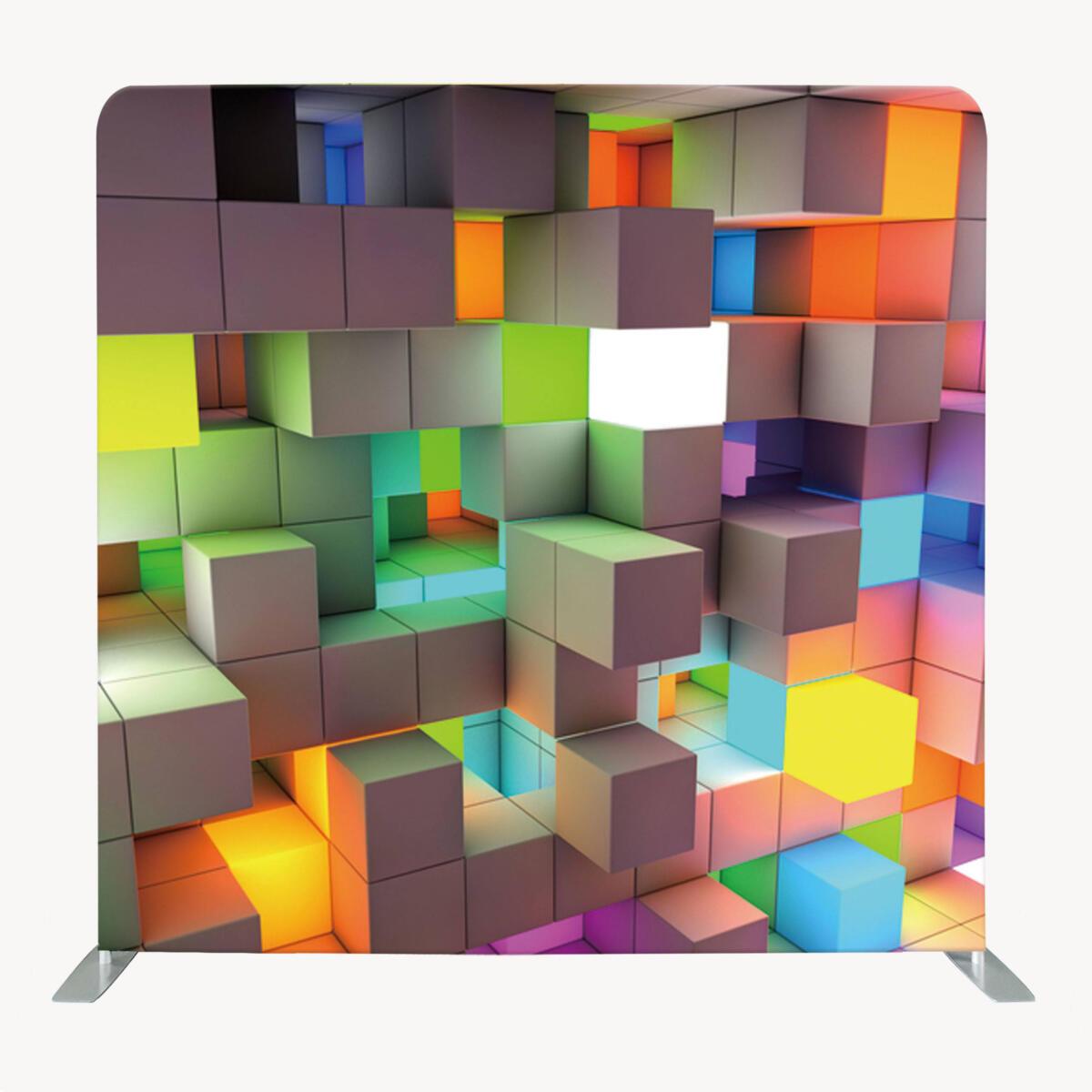 3D Colour Cube2