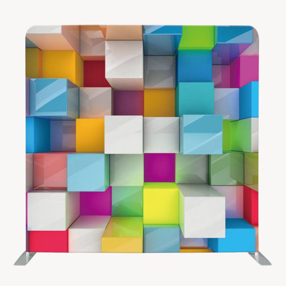3D Colour Cube3
